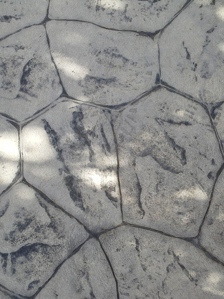 stamped concrete canberra